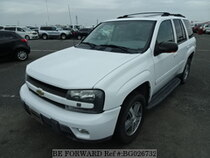 Used 2005 CHEVROLET TRAILBLAZER BG026732 for Sale for Sale