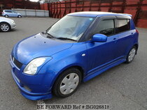 Used 2005 SUZUKI SWIFT BG026818 for Sale for Sale