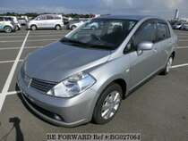 Used 2007 NISSAN TIIDA LATIO BG027064 for Sale for Sale