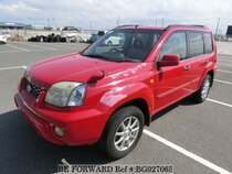 Used 2001 NISSAN X-TRAIL BG027065 for Sale for Sale