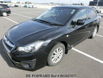 Used 2013 SUBARU IMPREZA G4 BG027077 for Sale for Sale