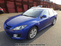 Used 2008 MAZDA ATENZA SPORT BG027940 for Sale for Sale
