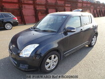 Used 2007 SUZUKI SWIFT BG028039 for Sale for Sale