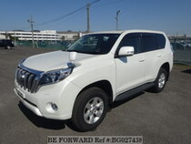 Used 2014 TOYOTA LAND CRUISER PRADO BG027438 for Sale for Sale