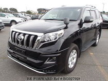 Used 2016 TOYOTA LAND CRUISER PRADO BG027928 for Sale for Sale