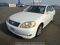 Used 2003 TOYOTA MARK II BG027683 for Sale for Sale