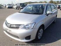 Used 2013 TOYOTA COROLLA FIELDER BG027986 for Sale for Sale