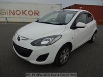 Used 2011 MAZDA DEMIO BG027920 for Sale for Sale