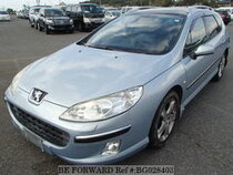 Used 2006 PEUGEOT 407 BG028403 for Sale for Sale