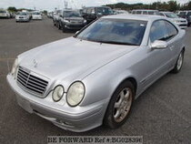 Used 2001 MERCEDES-BENZ CLK-CLASS BG028396 for Sale for Sale