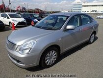 Used 2007 NISSAN BLUEBIRD SYLPHY BG034005 for Sale for Sale