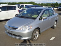 HONDA Fit Aria