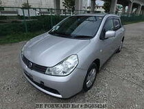 Used 2013 NISSAN WINGROAD BG034249 for Sale for Sale
