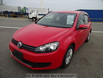 Used 2010 VOLKSWAGEN GOLF BG033971 for Sale for Sale