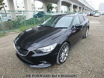 Used 2014 MAZDA ATENZA WAGON BG034282 for Sale for Sale