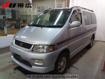 Used 1998 TOYOTA REGIUS WAGON BG034081 for Sale for Sale