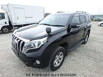Used 2014 TOYOTA LAND CRUISER PRADO BG034290 for Sale for Sale