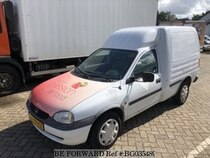 Used 2001 OPEL COMBO BG035489 for Sale for Sale