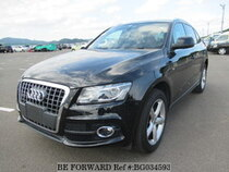 Used 2012 AUDI Q5 BG034593 for Sale for Sale