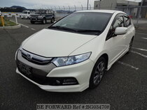 Used 2012 HONDA INSIGHT EXCLUSIVE BG034708 for Sale for Sale
