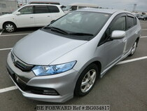 Used 2013 HONDA INSIGHT EXCLUSIVE BG034817 for Sale for Sale