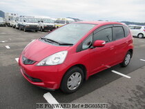 Used 2008 HONDA FIT BG035373 for Sale for Sale
