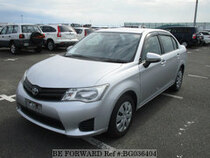 Used 2013 TOYOTA COROLLA AXIO BG036404 for Sale for Sale