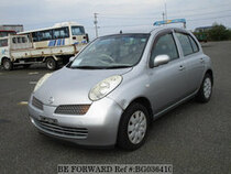 Used 2005 NISSAN MARCH BG036410 for Sale for Sale