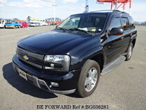 Used 2005 CHEVROLET TRAILBLAZER BG036281 for Sale for Sale