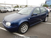 Used 2002 VOLKSWAGEN GOLF BG035964 for Sale for Sale