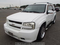 Used 2003 CHEVROLET TRAILBLAZER BG035712 for Sale for Sale