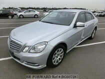 Used 2010 MERCEDES-BENZ E-CLASS BG037287 for Sale for Sale