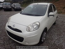 Used 2011 NISSAN MARCH BG037254 for Sale for Sale