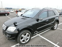 Used 2006 MERCEDES-BENZ M-CLASS BG037284 for Sale for Sale