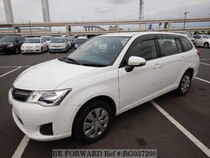 Used 2013 TOYOTA COROLLA FIELDER BG037208 for Sale for Sale