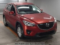 Used 2014 MAZDA CX-5 BG037216 for Sale for Sale