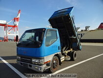 Used 2001 MITSUBISHI CANTER BG038148 for Sale for Sale