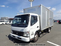 Used 2008 MITSUBISHI CANTER BG038136 for Sale for Sale