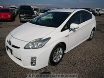 Used 2009 TOYOTA PRIUS BG038068 for Sale for Sale