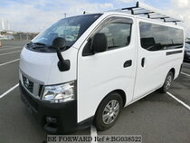 Used 2013 NISSAN CARAVAN VAN BG038522 for Sale for Sale