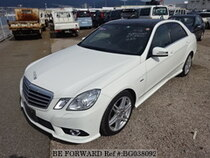 Used 2010 MERCEDES-BENZ E-CLASS BG038092 for Sale for Sale