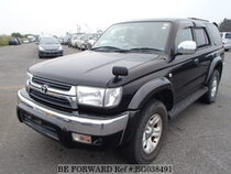 Used 2001 TOYOTA HILUX SURF BG038491 for Sale for Sale