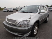 Used 2001 TOYOTA HARRIER BG038499 for Sale for Sale