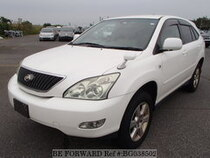 Used 2006 TOYOTA HARRIER BG038502 for Sale for Sale