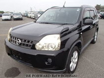 Used 2007 NISSAN X-TRAIL BG038483 for Sale for Sale