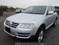 Used 2005 VOLKSWAGEN TOUAREG BG038434 for Sale for Sale