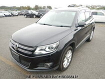Used 2013 VOLKSWAGEN TIGUAN BG038418 for Sale for Sale