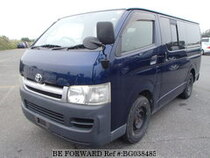 Used 2006 TOYOTA HIACE VAN BG038485 for Sale for Sale