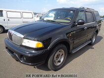 Used 2002 LINCOLN NAVIGATOR BG039310 for Sale for Sale