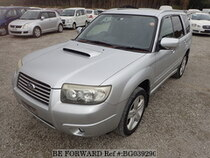 Used 2005 SUBARU FORESTER BG039290 for Sale for Sale